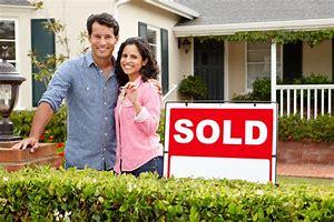 homebuyer sold sign